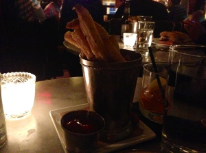 Duck Fat Fries - Village Whiskey